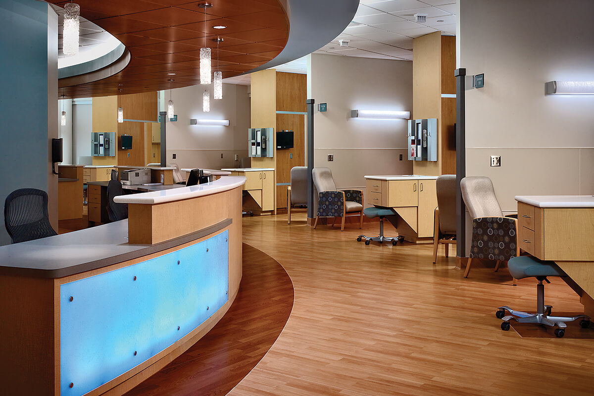 Treatment Rooms – Medical